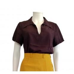 T-shirt Swing shirt violet