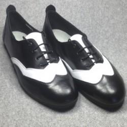 """Chaussures """"Boogie-Woogie"""" Cuir"""