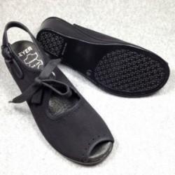 "Chaussures ""Swivel noire"""