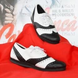 "Chaussures ""ACYS"" semelle gomme"