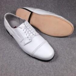 1930s White Captoe