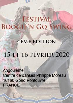 Boogie n'go swing 2020