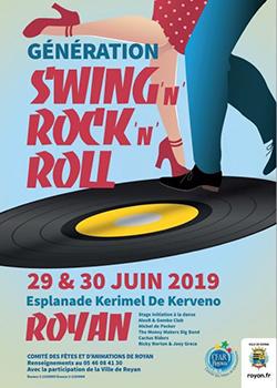 Génération Swing Rock & Roll Royan