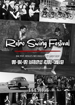 Retro Swing Festival Niort